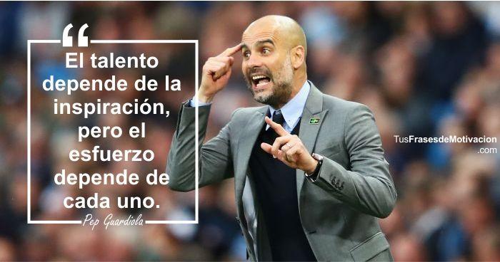 7. frase de motivación para el fútbol