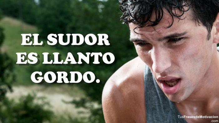 frase 1 de motivación para gym