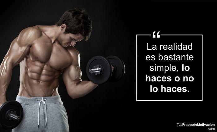 frase 4 de motivación para gym