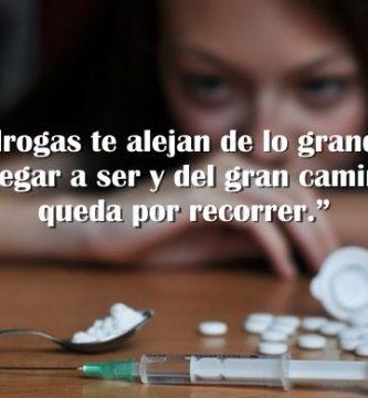 primera frases de motivación para drogadictos