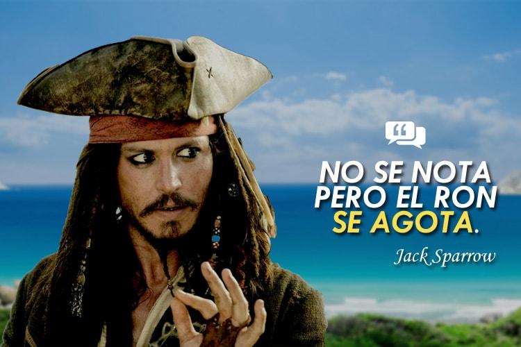 frases de Johnny depp en peliculas como piratas del caribe